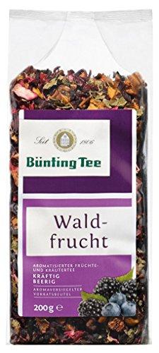 Bünting Früchtetee Waldfrucht