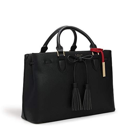3bc6a9e1359939 LaBante - borsa tracolla donna -Audrey-borsa donna nera shopper donna borsa  lavoro donna