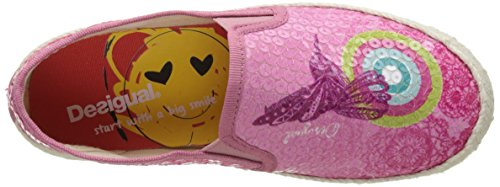 Desigual Mini Tao, Chaussons Fille Rose (Pink 3200)