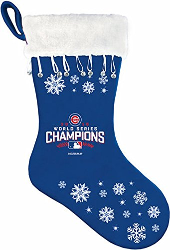 Boelter MLB Chicago Cubs 2016 World Series Champions Strumpf Chicago Cubs Cooperstown Collection