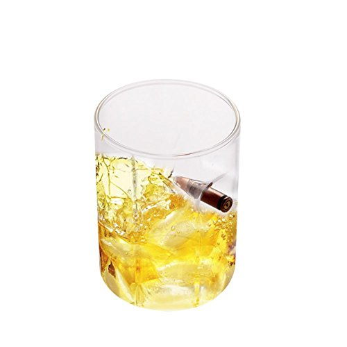 Bulary Innovative Kreative Glas Tasse Whiskey Tasse Becher Barware Altmodische Cocktail Glasschalen Weinglas Tassen Flache Rundtisch Tisch Dekor Bar Tool Barware Dekor
