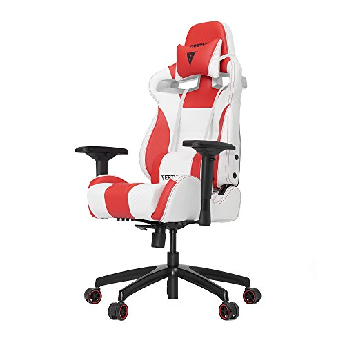 VERTAGEAR S-Line 4000Gaming Chair, Noir/Gris Carbone,...