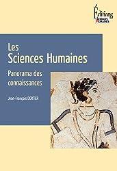 Les Sciences Humaines : Panorama des connaissances