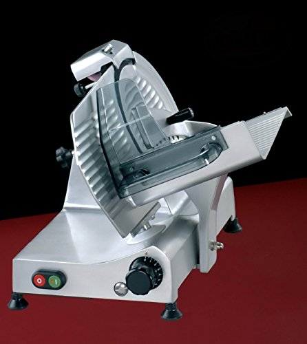 FAC F 250 E DOM Electric 185W Stainless steel slicer - Slicers...