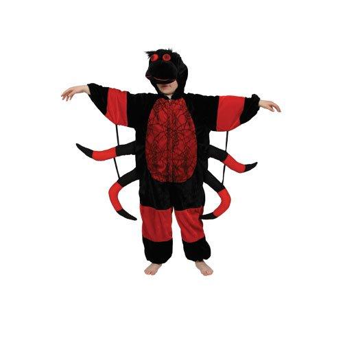 Kostüm Fancy Dress Spider - Spider (S)