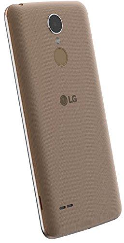 LG K8 X240I (Black-Gold, 16GB)