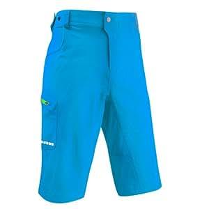 Tenn Cruiser Stretchable Baggy Cycling Shorts Cyan XL