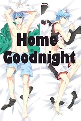Home Goodnight Kuroko no Basuke Peach Skin 160 x 50cm(62.9in x 19.6in) Kissenbezüge Male (Kuroko Kissen)