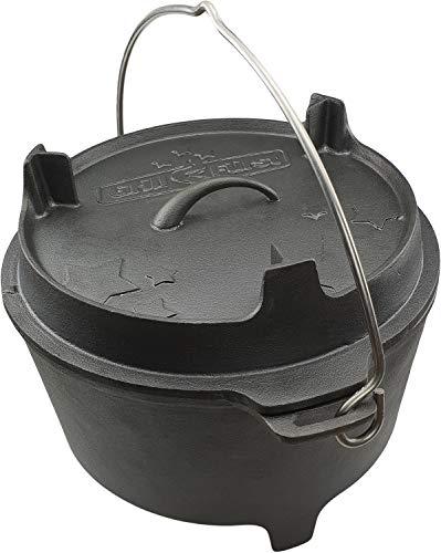Grillfürst Dutch Oven BBQ Edition DO9 - Feuertopf