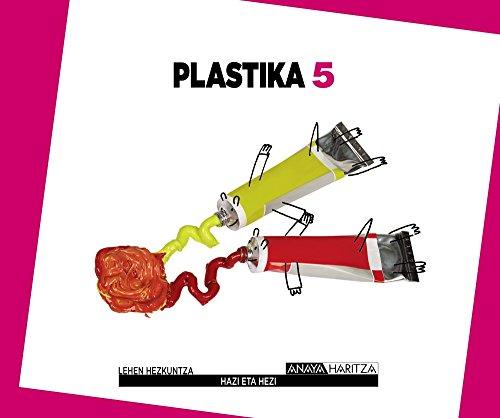 Plastika 5. (Hazi eta hezi) - 9788467850659