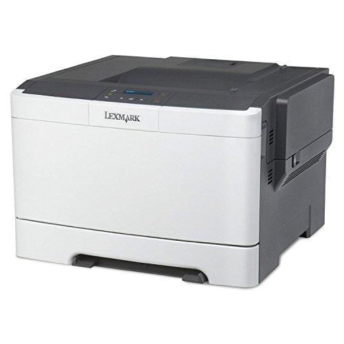 Lexmark CS317DN. Tecnología de impresión: Laser, Color, Ciclo de trabajo (máximo): 60000 páginas por mes, Resolución máxima: 2400 x 600 DPI. Tamaño máximo de papel ISO A-series: A4. Velocidad de impresión (negro, calidad normal, A4/US Carta): 23 ppm....