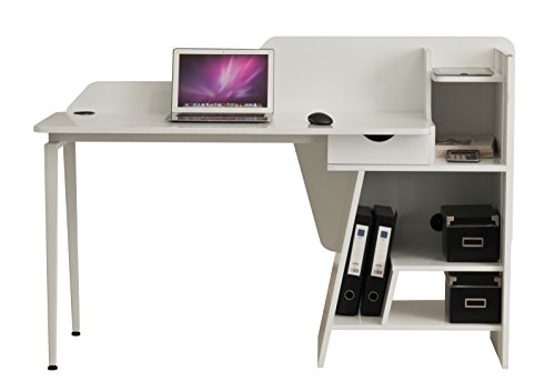 Computador Escritorio Escritorio Hogar Oficina Mesa Cajón ...