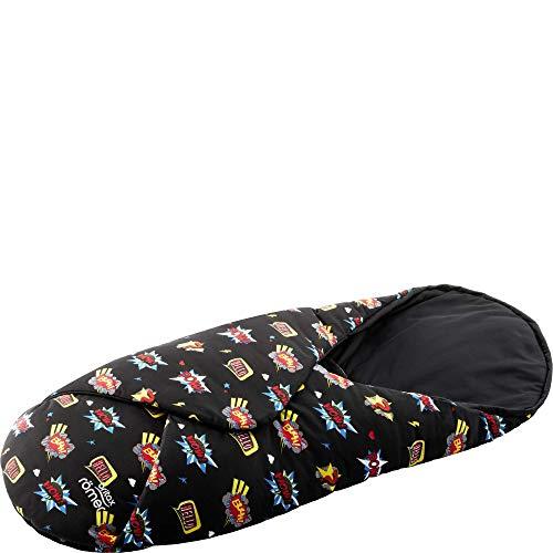 Britax Römer Einschlagdecke, passend für Britax Römer Kindersitze, Gruppe 0+, 0+/1 sowie i-Size (bis 105 cm), Design Comic Fun