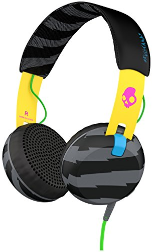 Skullcandy Grind On-Ear Headphone with Tap Tech