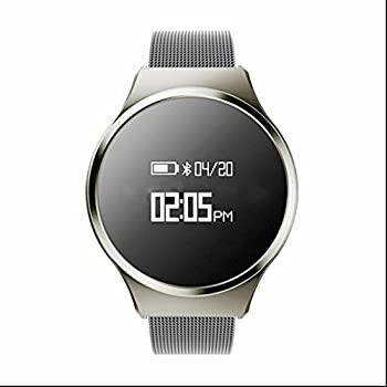 Smart Bracelet Fitness Tracker Schrittzähler Mit Fitness Tracker, Kalorienzähler, Schlafüberwachung, Distanz, Sportuhr Mit Android Ios Smartphones 1