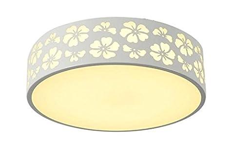 XXFFH Glühlampen Leuchtstofflampe Licht Fyn Led Deckenleuchte Für Wohnzimmer Schlafzimmer