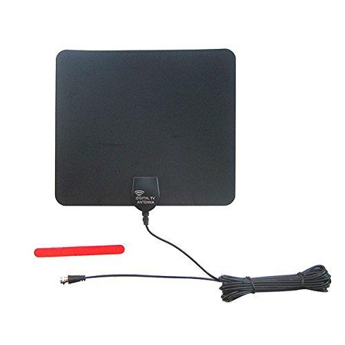 Atsc Hd Antenne (JenNiFer Dvb-t-12 Supper Thin Indoor Car ISDB ATSC DVB-T2 HD TV Antenna)