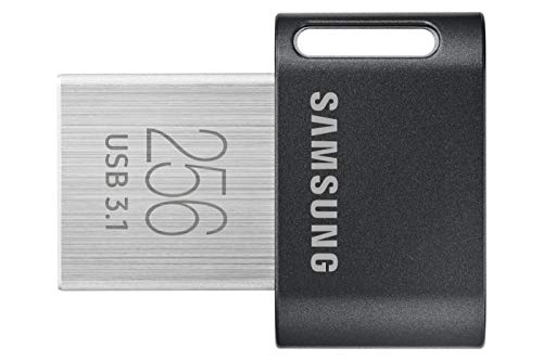 Mini-500 Gb Usb (Samsung MUF-256AB/EU USB 3.1 Flash Drive FIT Plus 256 GB bis zu 300 MB/s)