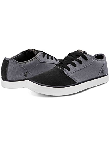 Volcom Grimm 2 Shoe, Chaussures de Skateboard homme Gris