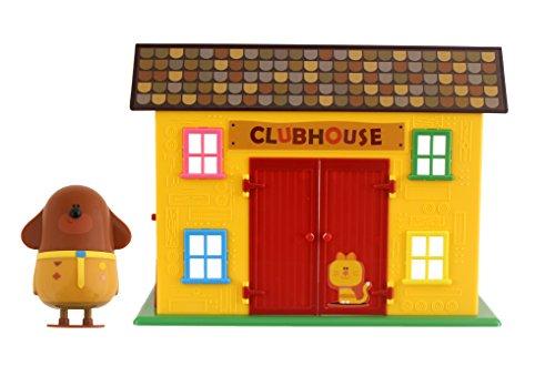 Preisvergleich Produktbild Hey Duggee – Club House Spielset (Größe 18 x 24cm) [UK Import]