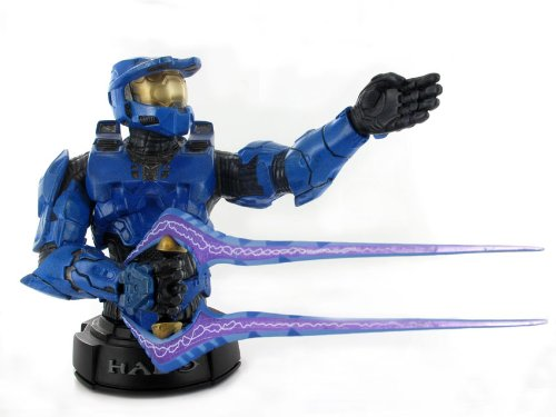 Gentle Giant Studios - Halo 3 buste Master Chief (bleu) 18 cm