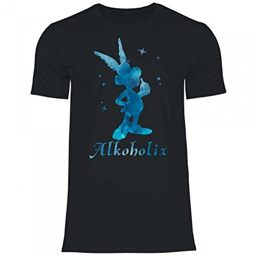 Royal Shirt a73 Herren T-Shirt Alkoholix | Idee -