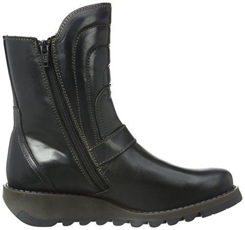 Fly Damen 000 Sven731fly Schwarz Boots black Chelsea London Br8gUxqB