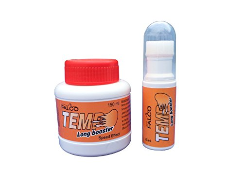 Falco Tempo langfristig Tischtennis-Belag Booster (25ml)
