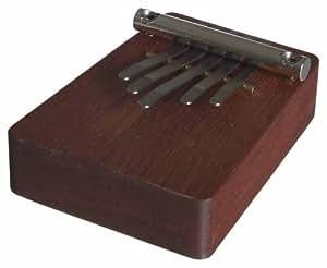 bsx mahogany solid wood block kalimba f moll dreiklang musikinstrumente. Black Bedroom Furniture Sets. Home Design Ideas