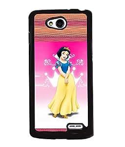 Printvisa 2D Printed Girly Designer back case cover for LG L90 - D4131