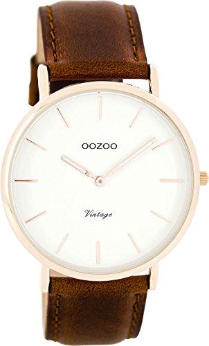 Oozoo Vintage Uhr Ultra Slim C7760