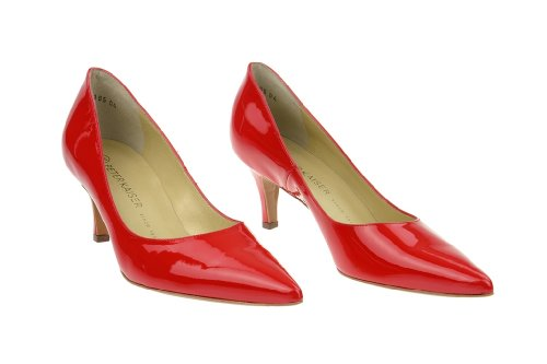 Peter Kaiser Peter Kaiser Pump - Soffi 60 in rot - 61101/374, Scarpe col tacco donna Rosso (rosso)