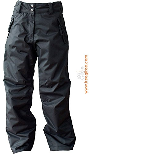 Sun Valley Pantalon ski Funn Noir n°298b