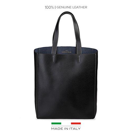 Made In Italia Amanda, Borsa a spalla donna nero nero