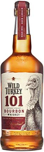 Wild Turkey 101 Bourbon Whiskey (1 x 0.7 l)