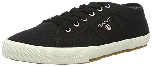 GANT  Samuel, Sneakers Basses homme Schwarz (Black)