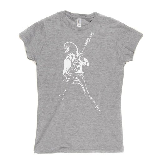Uncleberts  Damen T-Shirt Gr. Small, Grau - Ash Grey Gorham Grande