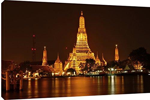 mool-32-x-cm-5588-grande-aroon-ratch-wa-ra-ram-temple-bangkok-mano-estirada-sobre-un-marco-de-madera