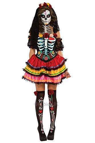 rita - Adult Costume Lady : LARGE by Rubies (Women's Tag Der Toten Schuhe)