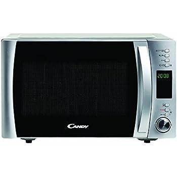 Candy CMXG22DS Microonde con grill Piano di lavoro 22L 800W Acciaio inossidabile forno a microonde