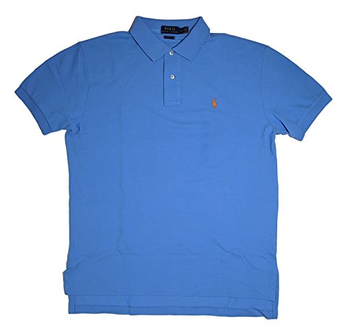 Polo Ralph Lauren Herren Poloshirt Hs Is Blue