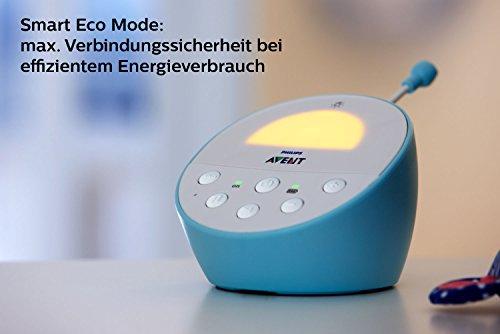 Philips Avent SCD560/00 DECT Babyphone, blau - 3