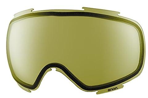 ANON - masque snowboard - anon tempest lens yellow 14