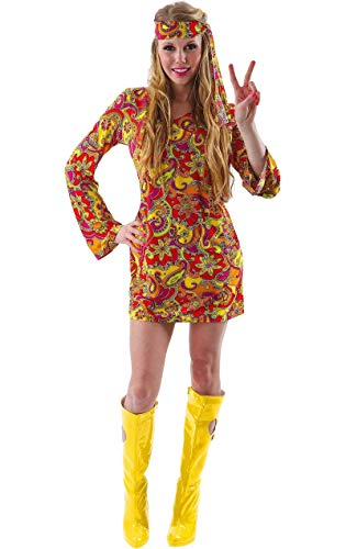 Female Hippie Costume - ()