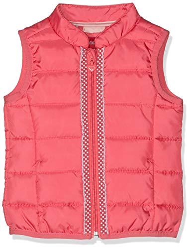 s.Oliver Baby-Mädchen 59.903.53.2175 Weste, Rosa (Pink 4300), Herstellergröße: 86 - Rosa Mädchen Weste