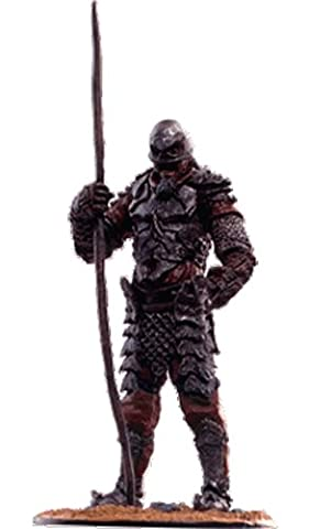 Statue von Blei Lord of the Rings Collection Nº 83 Orc Raider At Pelennor Fields