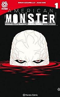 American Monster: Volumen 1. La tierra prometida par Brian Azzarello