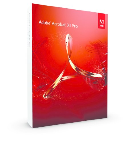 Adobe Acrobat Pro XI Win DVD Set (DE)