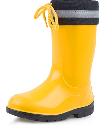 Ladeheid Children´s Rubber Wellington Boots Top LA-972