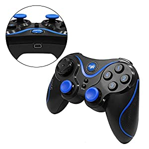 Eaxus® Android Bluetooth Game Controller/Gamepad Für Handy, Smartphone, Mobile, Tablet, TV, FireTV, Android – Kompatibel…